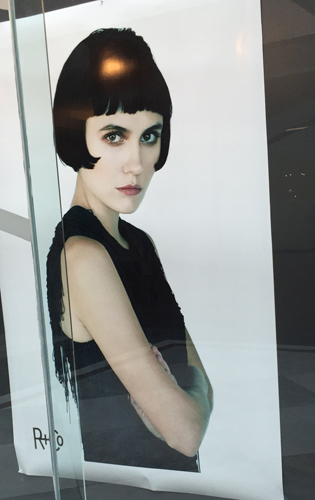 the bob of my dreams (or of my literary heroine)