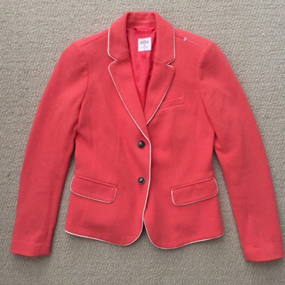 Gap Academy blazer ($8)