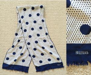 Bill Blass scarf ($4)
