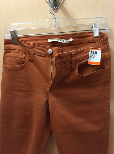 Joe's Jeans ($12)