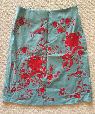Boden skirt ($5)