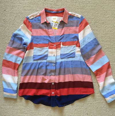 Maeve blouse ($12)