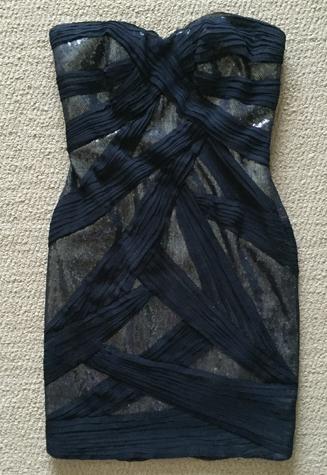 Tadashi Shoji dress ($12)