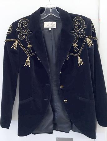Byblos blazer ($8)