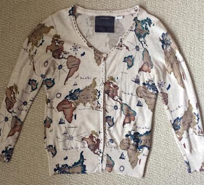 Guinevere cardigan ($8)