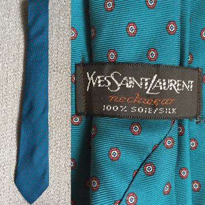 YSL tie ($5)
