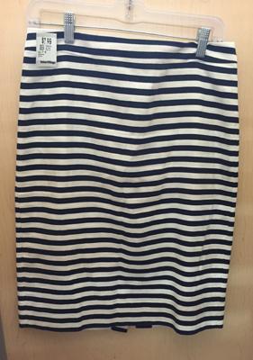 J. Crew skirt ($8)