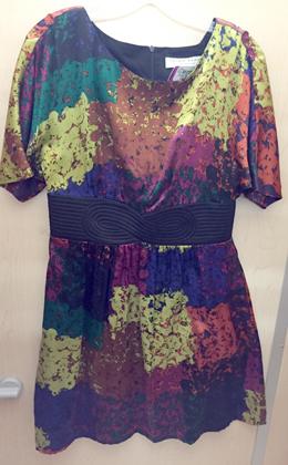 Trina Turk dress ($25)