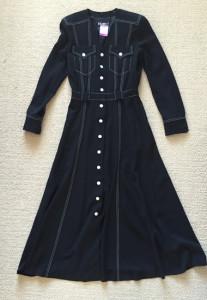 Escada dress ($10)