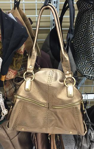 B. Makowsky bag ($40!)