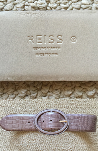 Reiss belt ($7)
