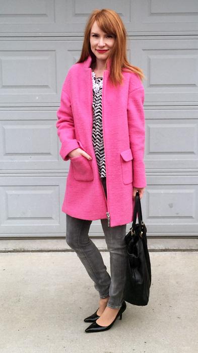 Amaryllis coat