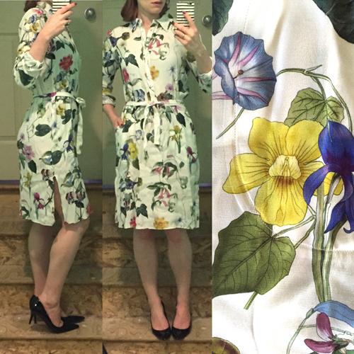 Zara dress ($70)