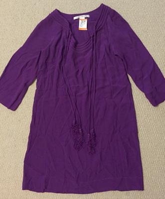 DVF tunic ($9)