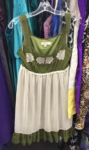 Aryeh dress ($13?)