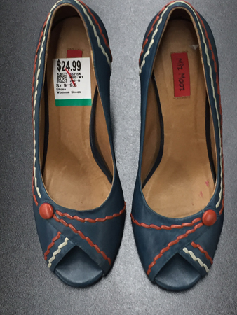 Miz Mooz shoes ($25)