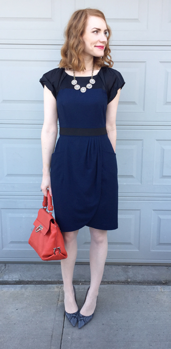 navy blue overload