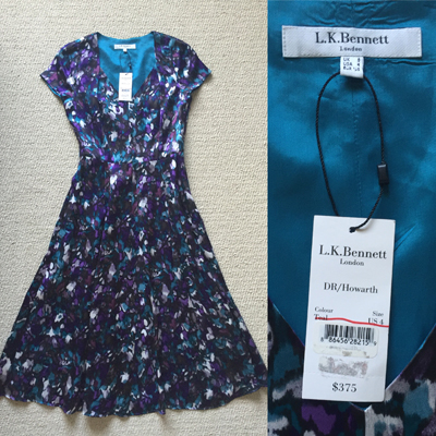 LK Bennett dress ($14)