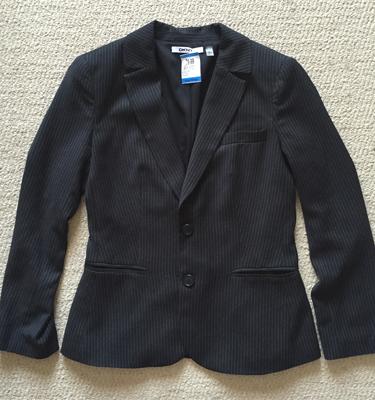 DKNY blazer ($5)
