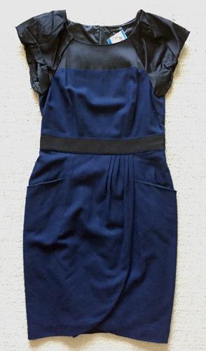 Club Monaco dress ($4)