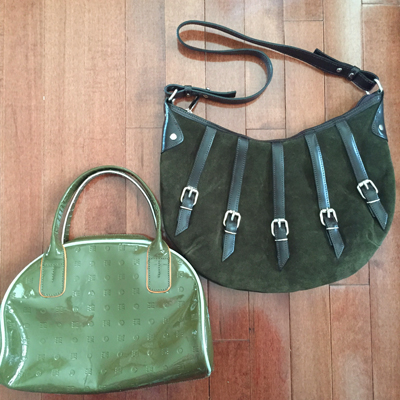 Italian bags ($2.50 and $4.50)
