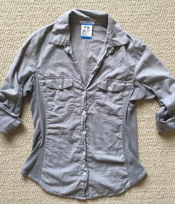 James Perse shirt ($6)