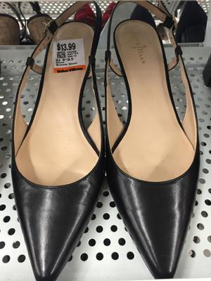 Cole Haan kitten heels