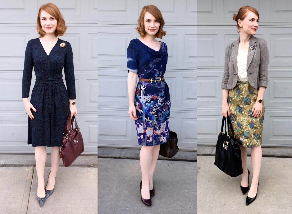 2016: more dresses