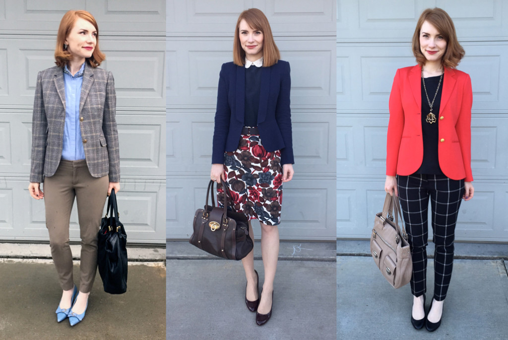 2016: work pants (and skirts)