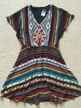Gabby Skye dress