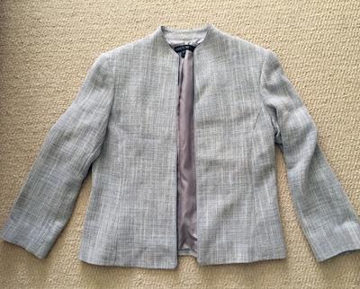 Lafayette 148 blazer