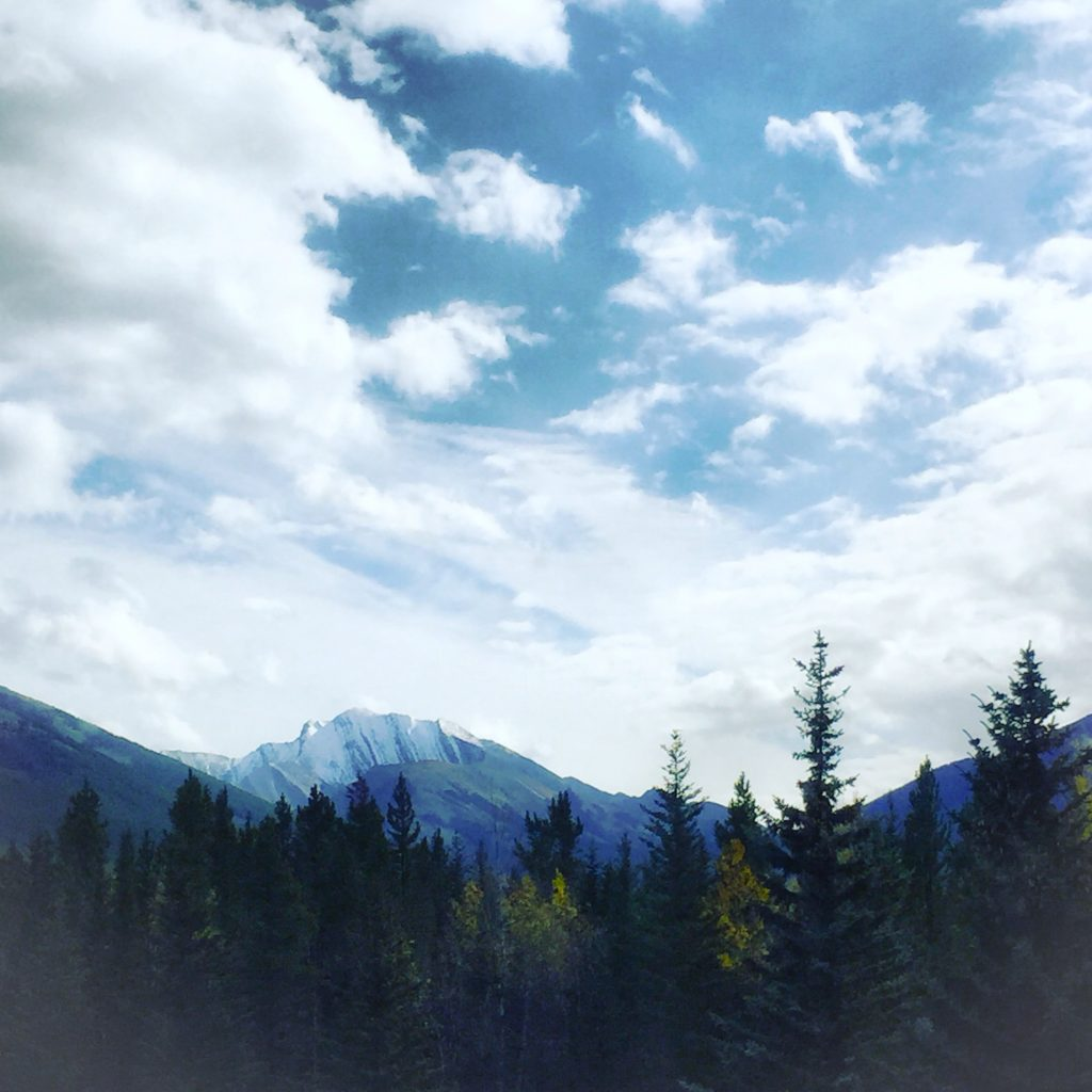 mountain-scape