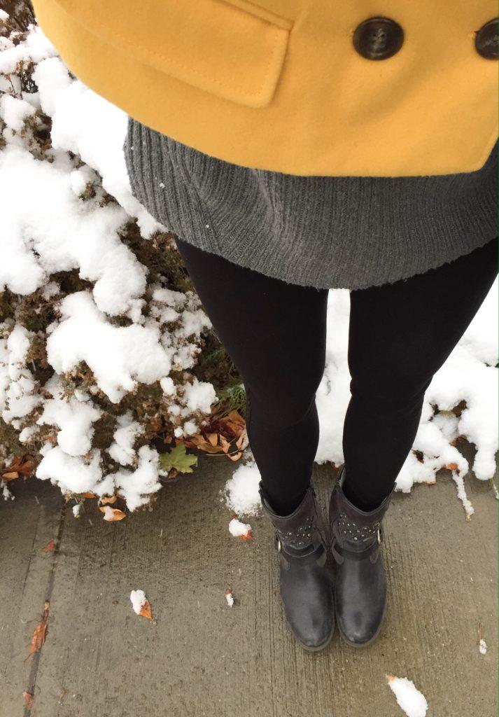 yup, snow