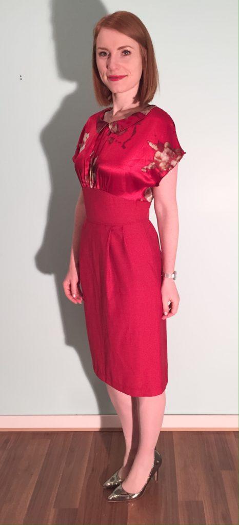 i call it ... the optical illusion dress