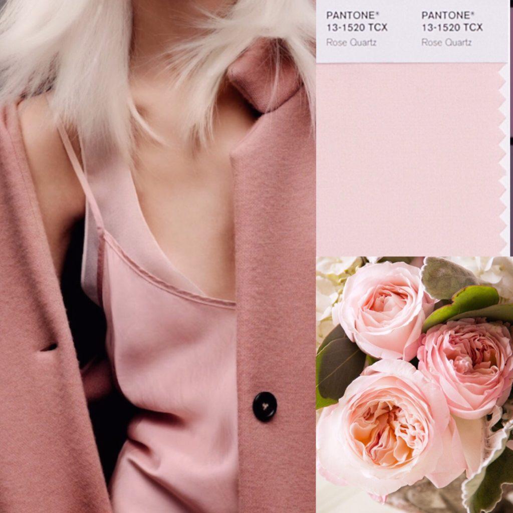 R O S E Q U A R T Z (aka blush pink)