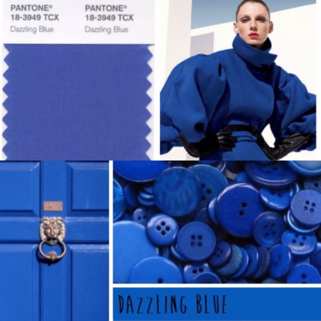 D A Z Z L I NG B L U E (aka blue #2)