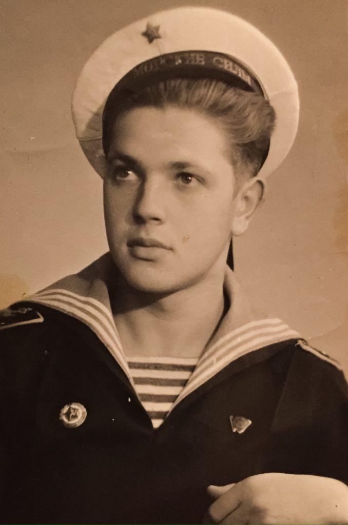 literally, a handsome sailor
