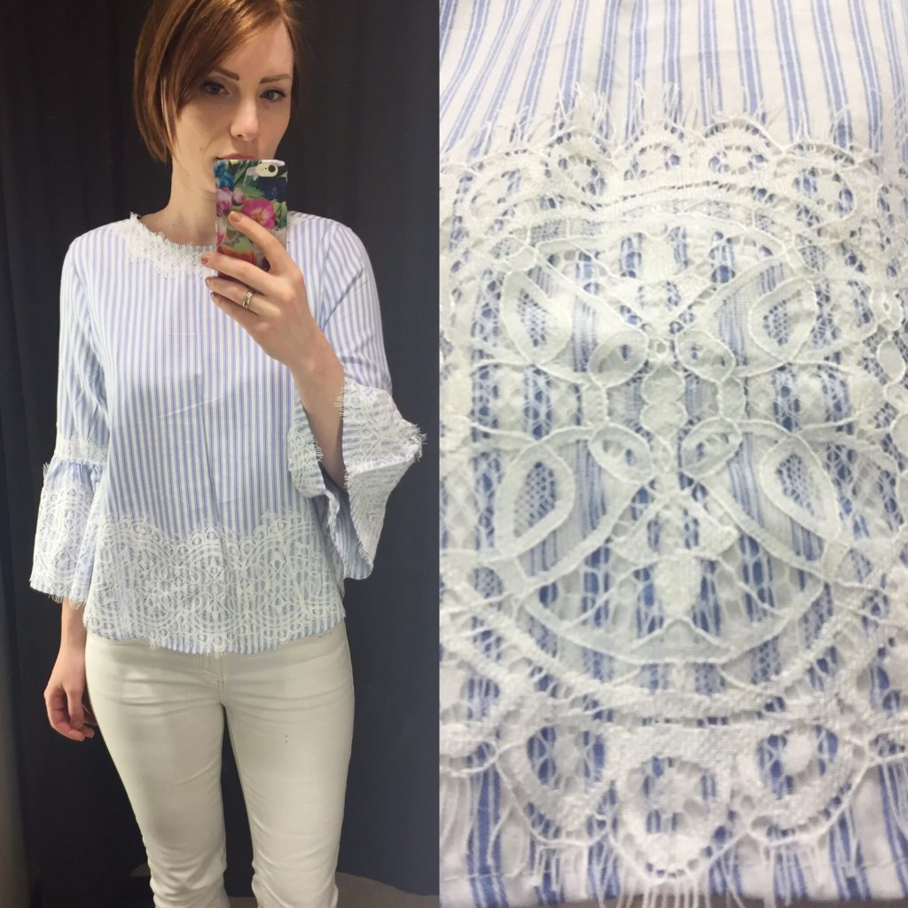 Zara Peak Shirt