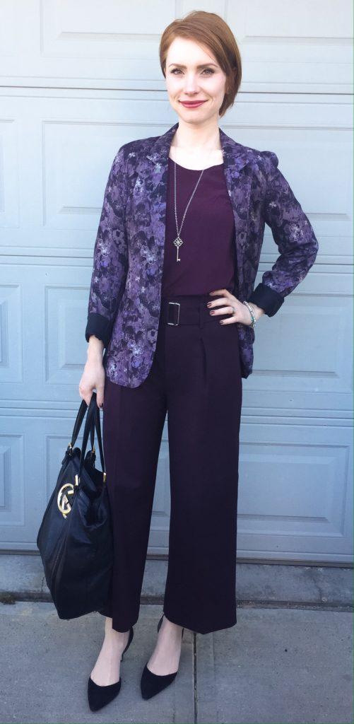 purpliest purple that ever purpled