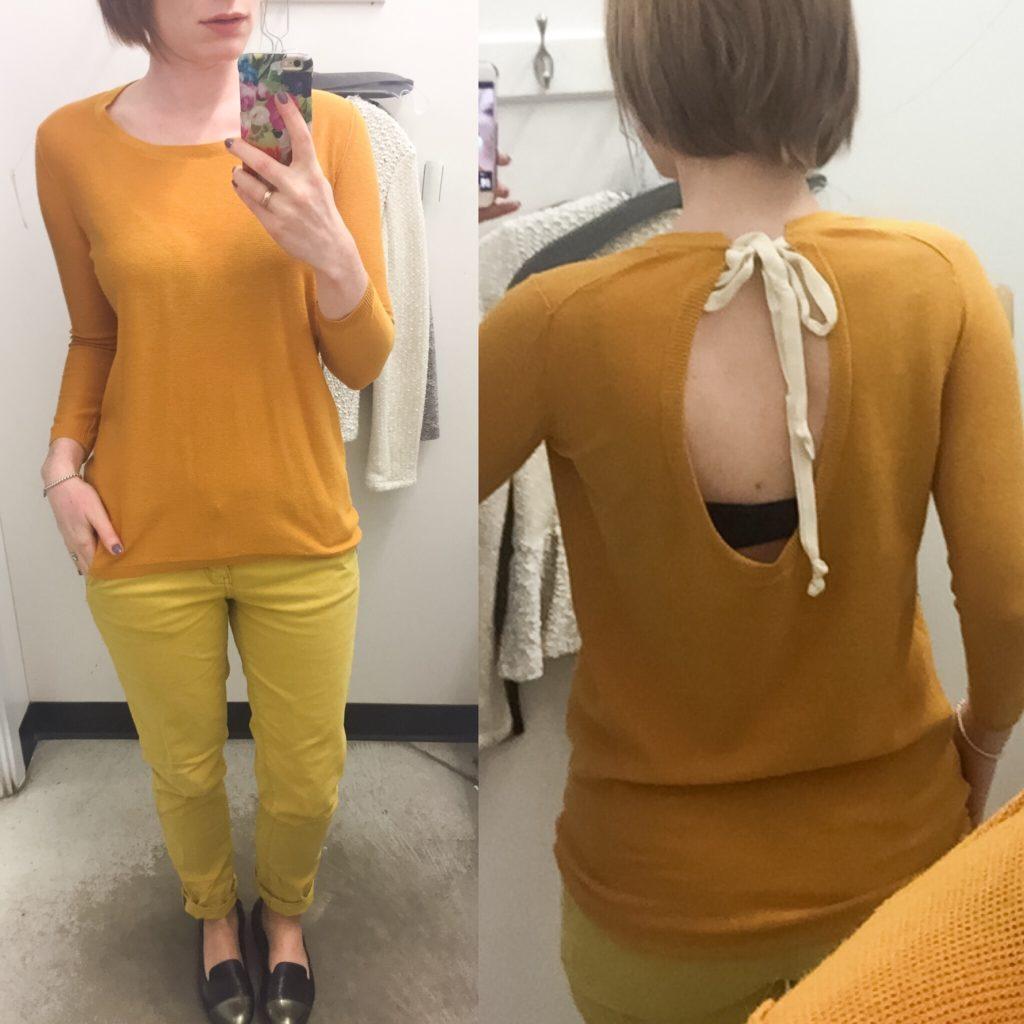 T Babaton sweater
