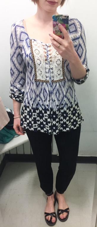Vanessa Virginia blouse