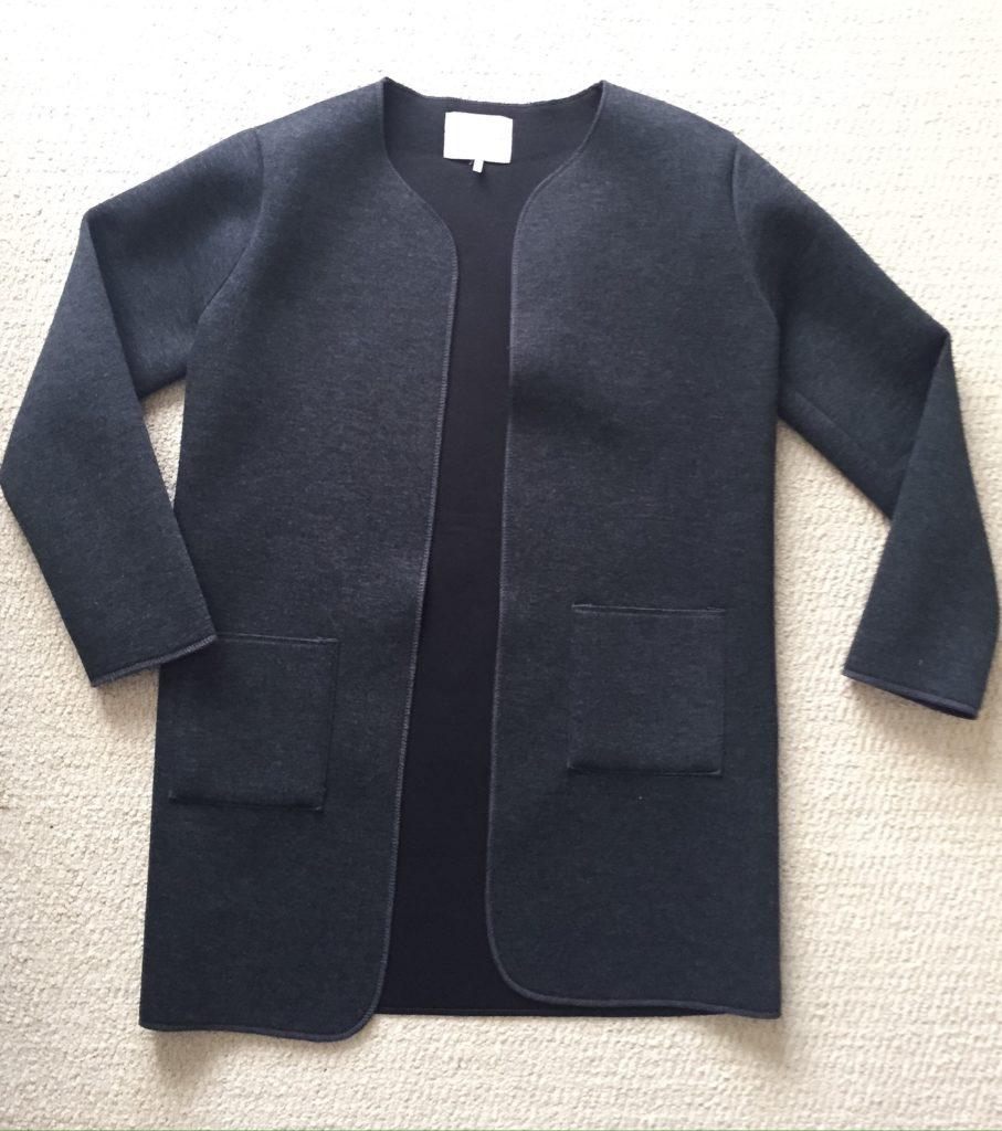 Oak & Fort coat