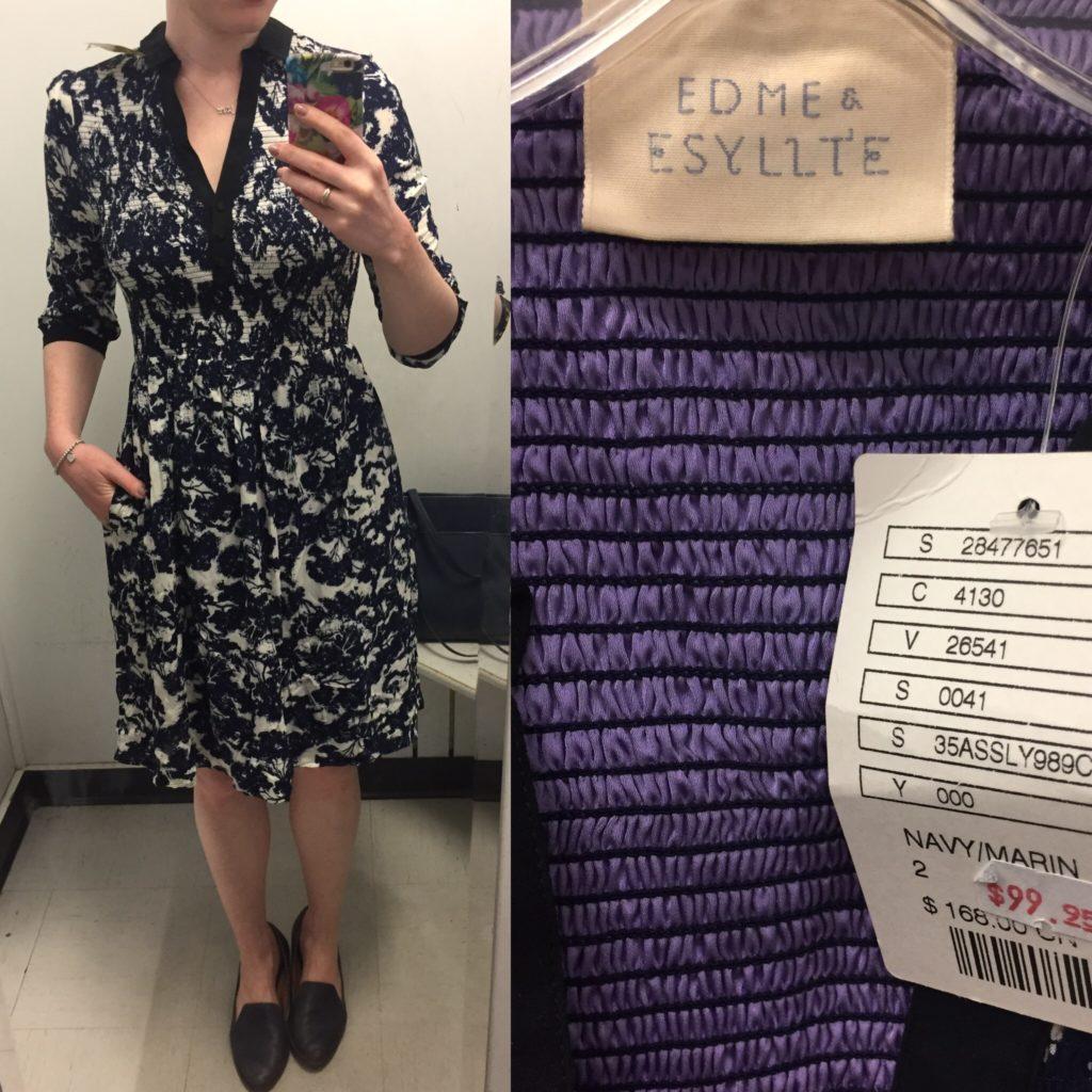 Edme & Esyllte dress