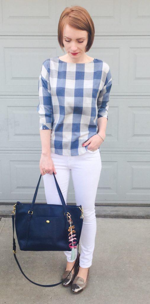white + blue = summer