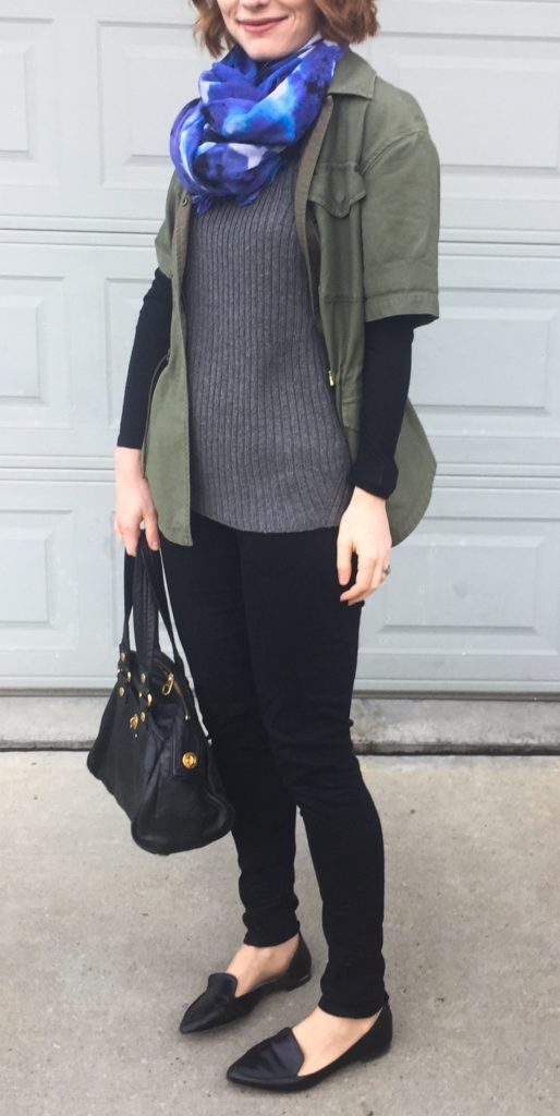 casual wear palette